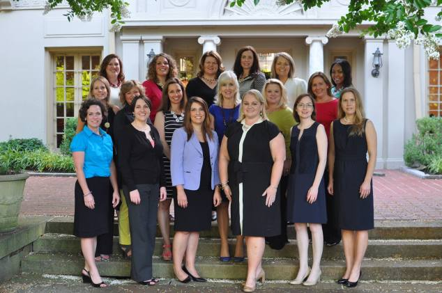 Junior League of Memphis 2014-2015 Board of Directors