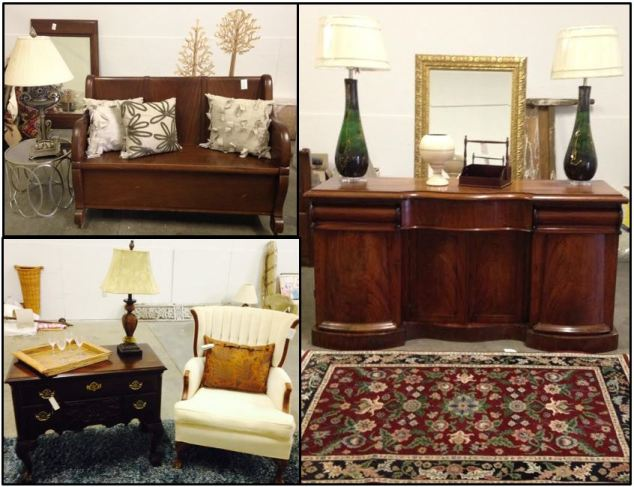 The Fabulous Items will be up for grabs at the JLM Estate Sale